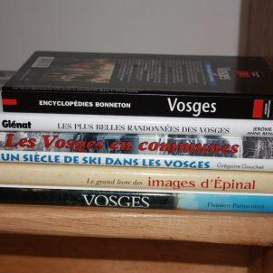 livres des Vosges